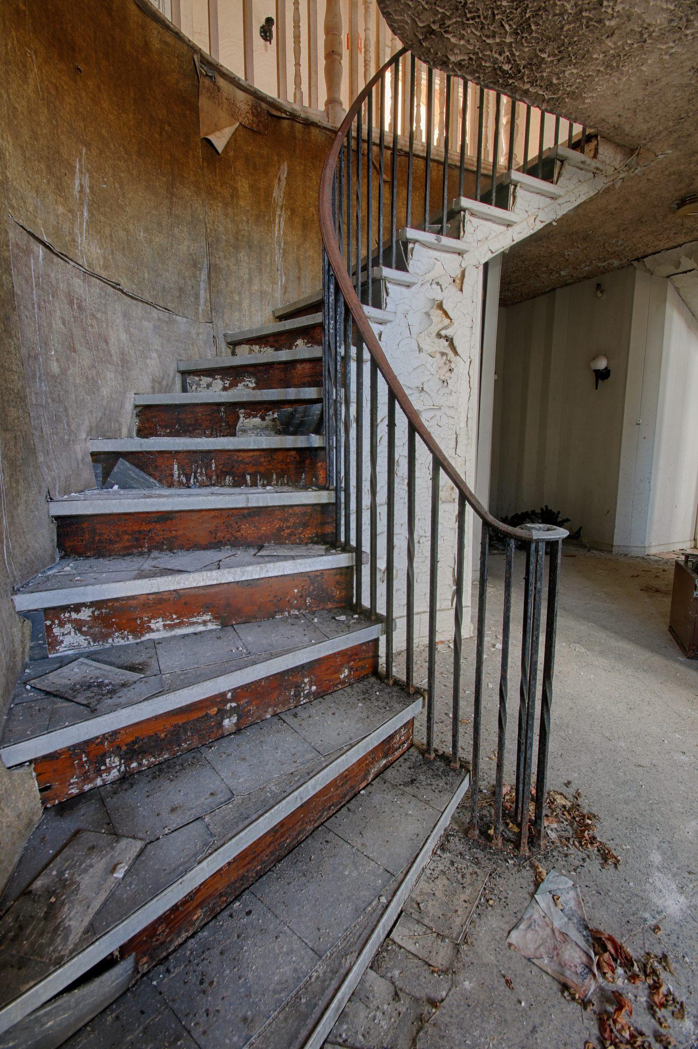 Nevele Stairway