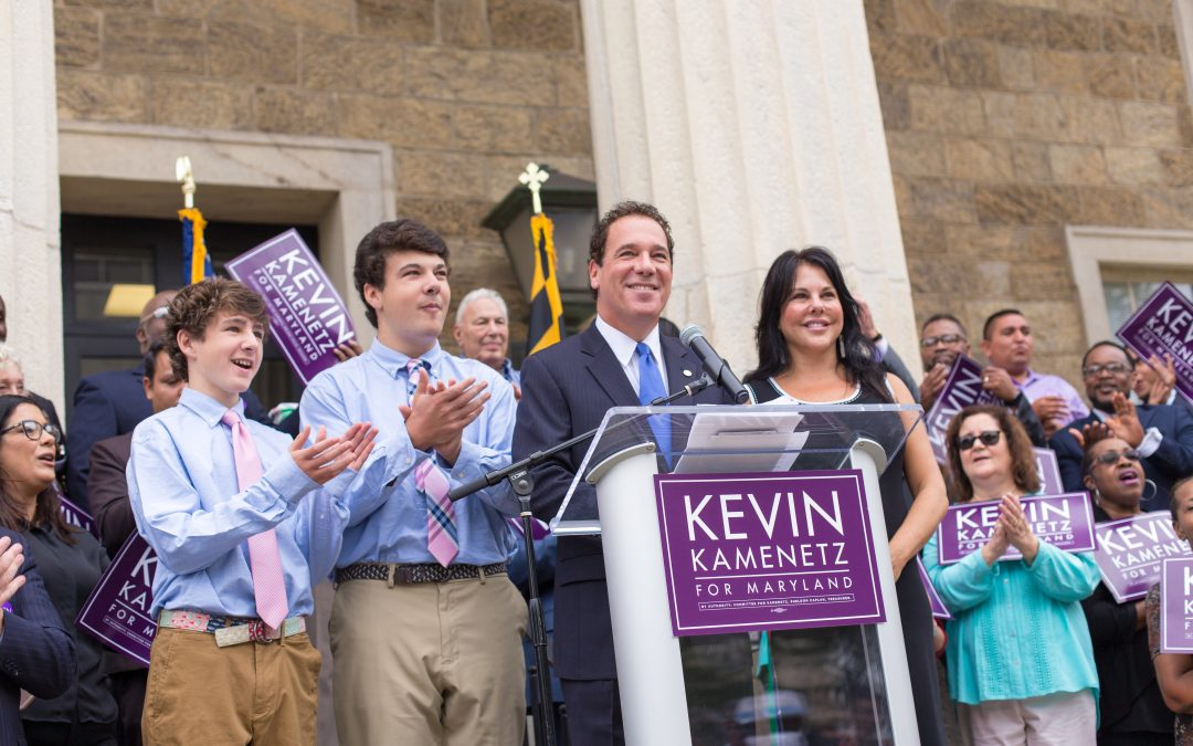 Kamenetz Understood the Need for Building Bridges, Not Walls
