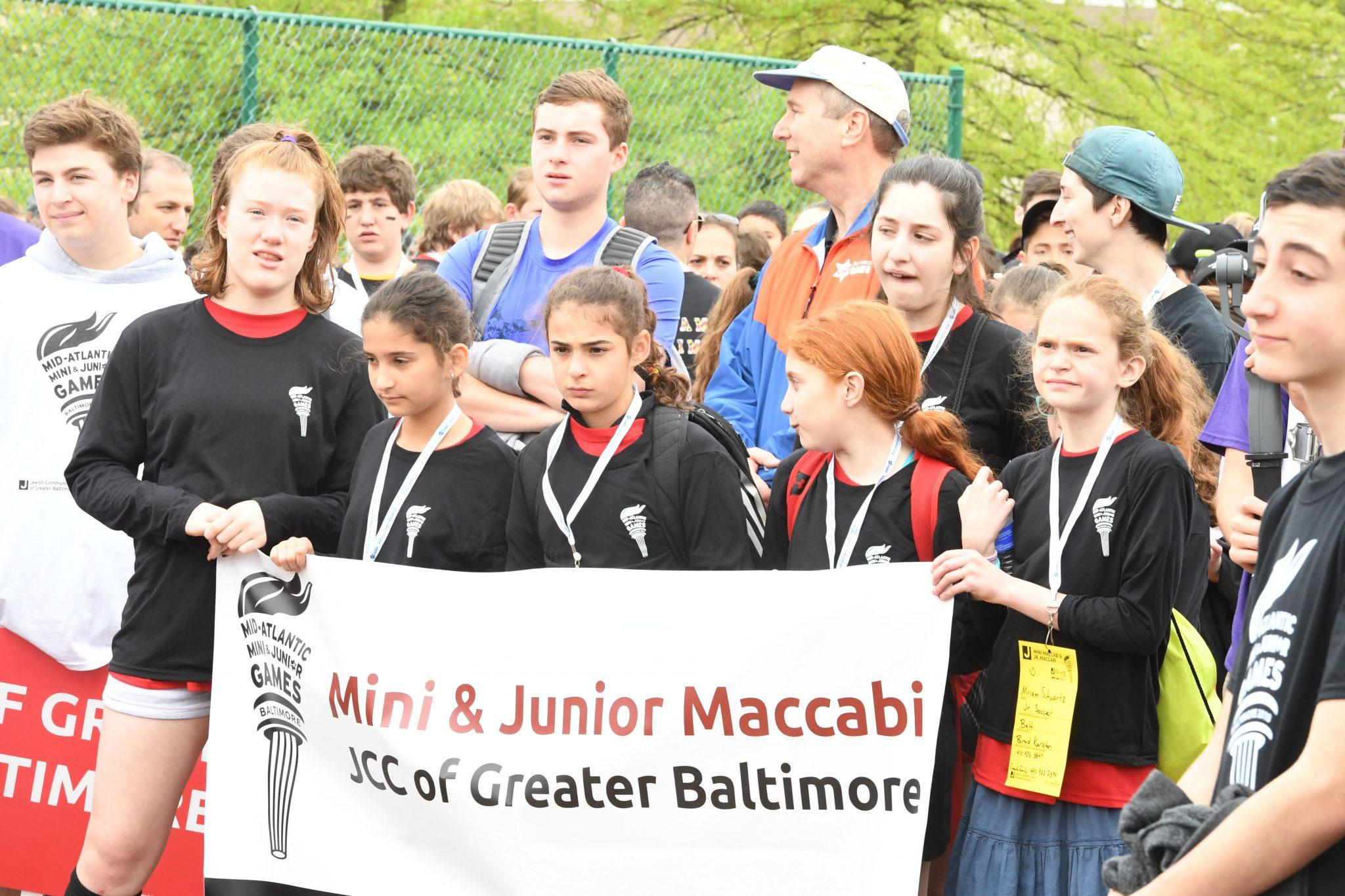 Mini and Junior Maccabi