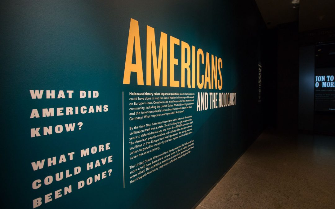 An Exhibit Shows Ordinary Americans Knew a Lot About the Holocaust as It Was Happening