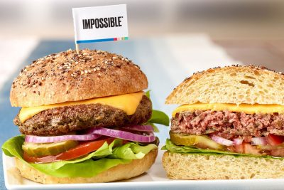 The Impossible Burger is Now Kosher