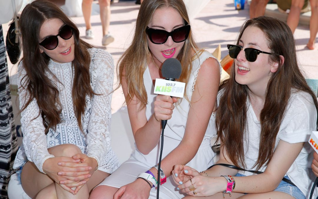 Why the Band Haim Means So Much to Young Jewish Women