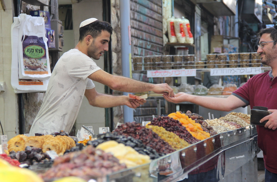 As Night Falls, Jerusalem's Old-School Jewish Market Transforms Into a Hipster Hangout