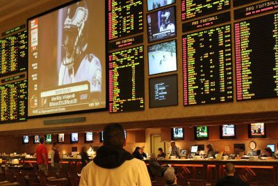 Could State-Sanctioned Gambling Impact Professional Sports at Large?