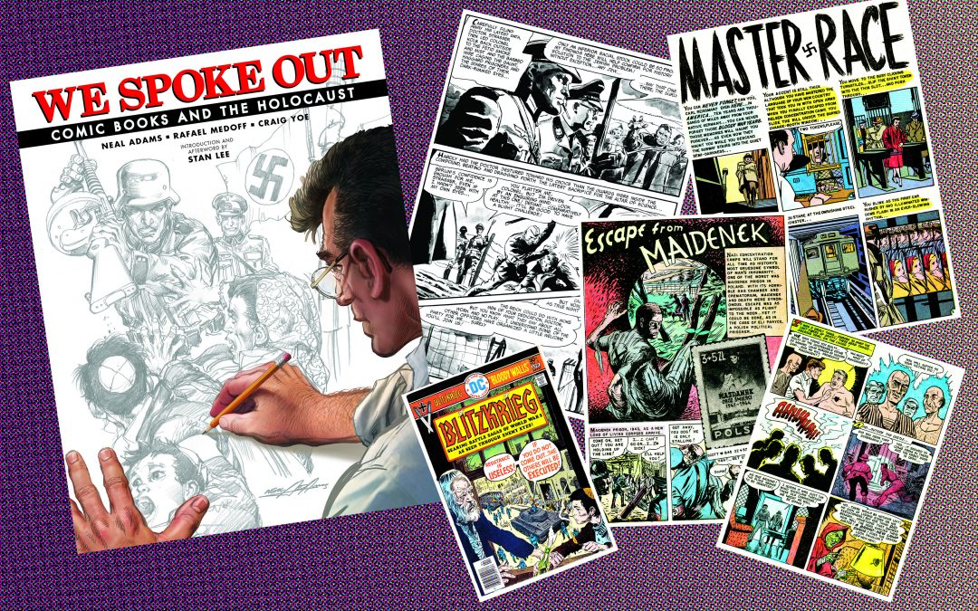 How Comic Books Taught American Kids About the Holocaust