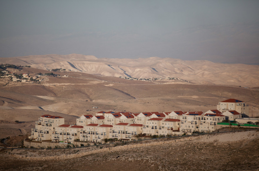 Israel Approves Construction of Nearly 2,000 West Bank Homes