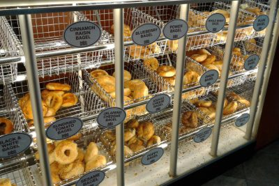 New York-Style Bagels and Pizza Come to Maryland