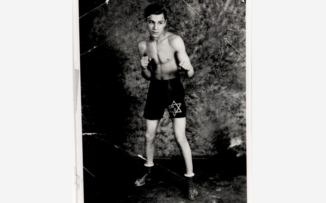 Remembering the Golden Era of Jewish Boxing in Baltimore