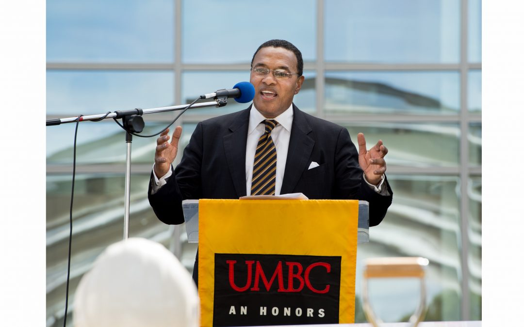 Dr. Freeman Hrabowski Speaks about the Pandemic and Civil Rights