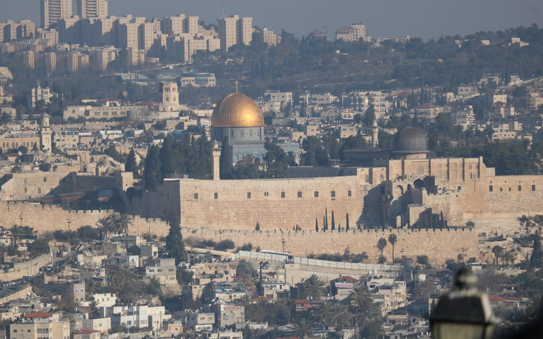 Saudi Arabian Blogger Attacked by Muslims in Jerusalem