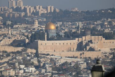 Saudi Arabian Blogger Attacked by Muslims in Jerusalem