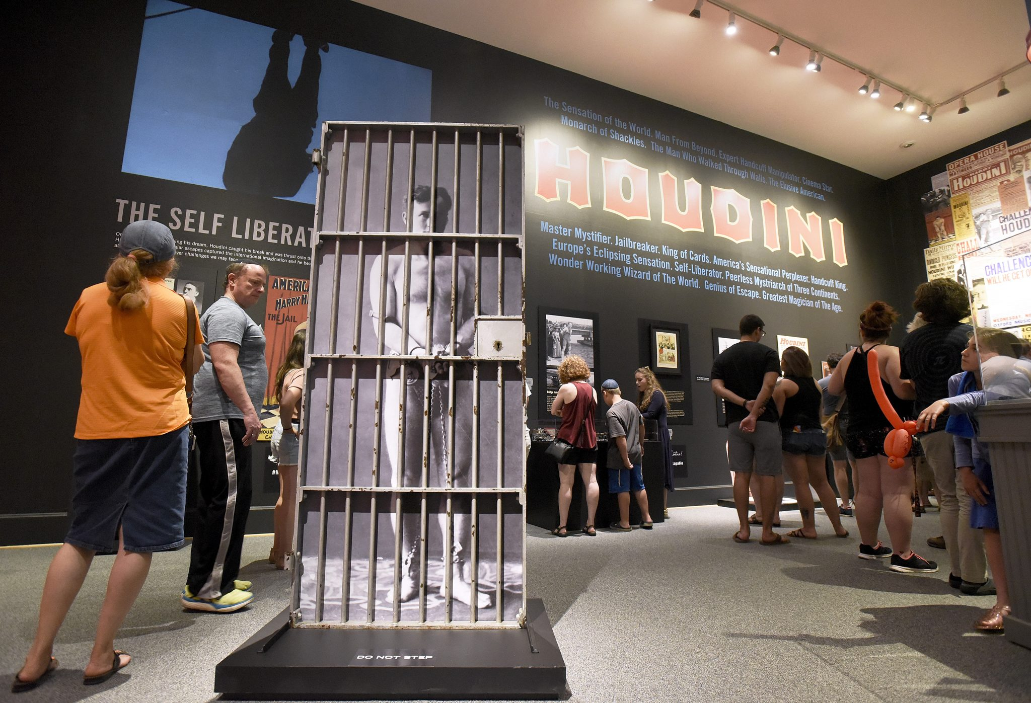 'Inescapable: the Life and Legacy of Harry Houdini'