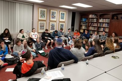 Netivon: A High School Jewish Learning Experience