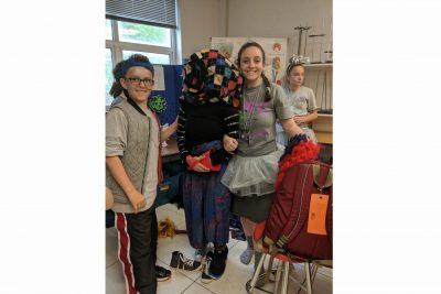 KSDS Middle School Celebrates Spirit Day