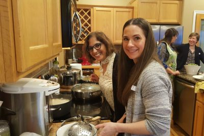 Home Cooking Classes Where Israel and Jewish Culture are Always on the Menu