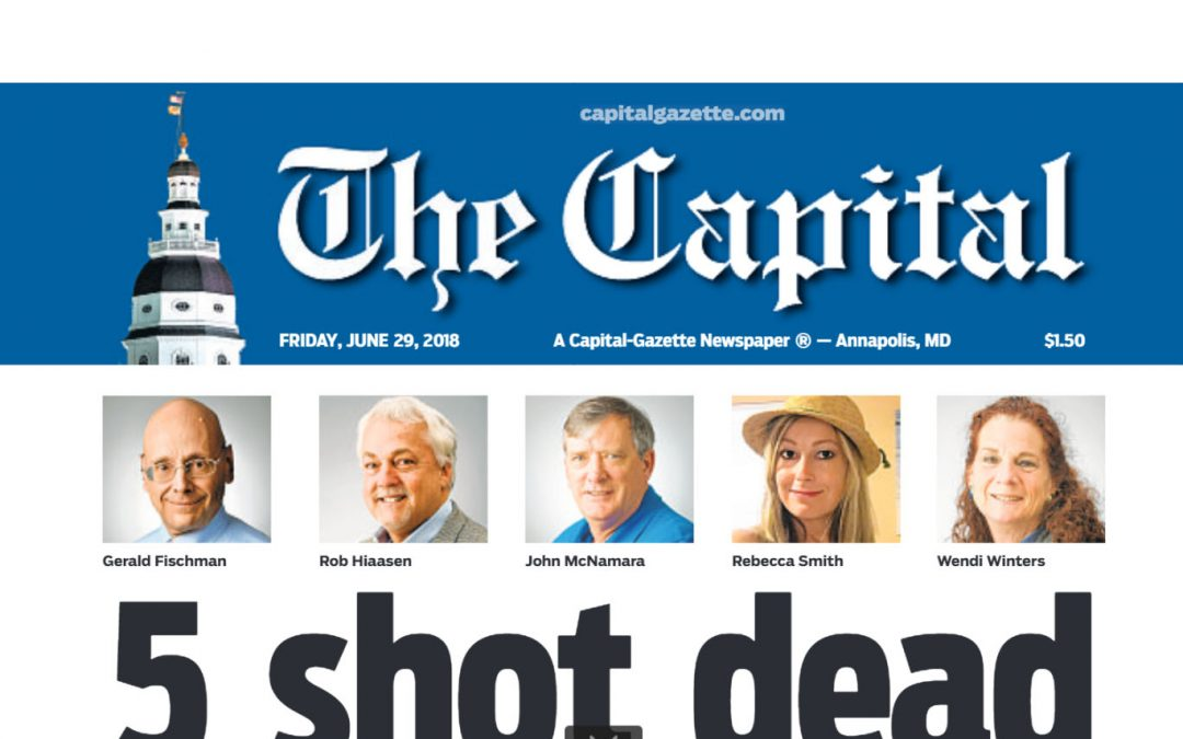 The Capital Gazette Tragedy