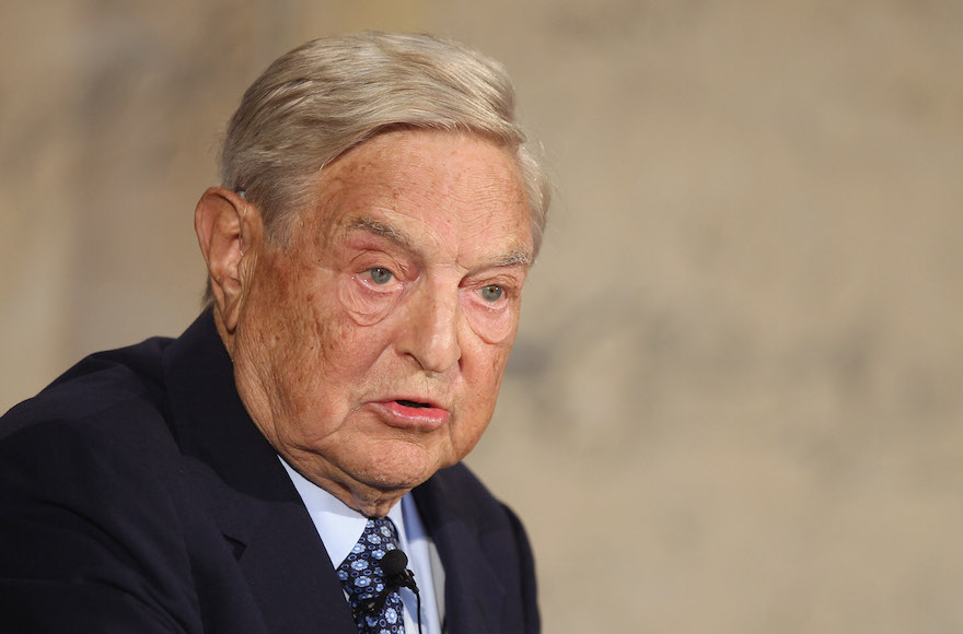 George Soros Named Person of the Year by Financial Times