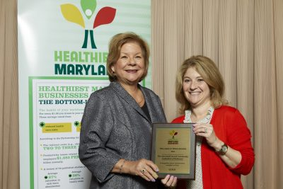 Associated Receives Wellness at Work Award