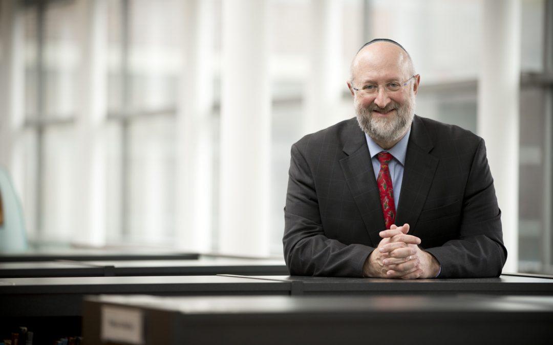 Former Beth Tfiloh Rabbi to Head Theology Center