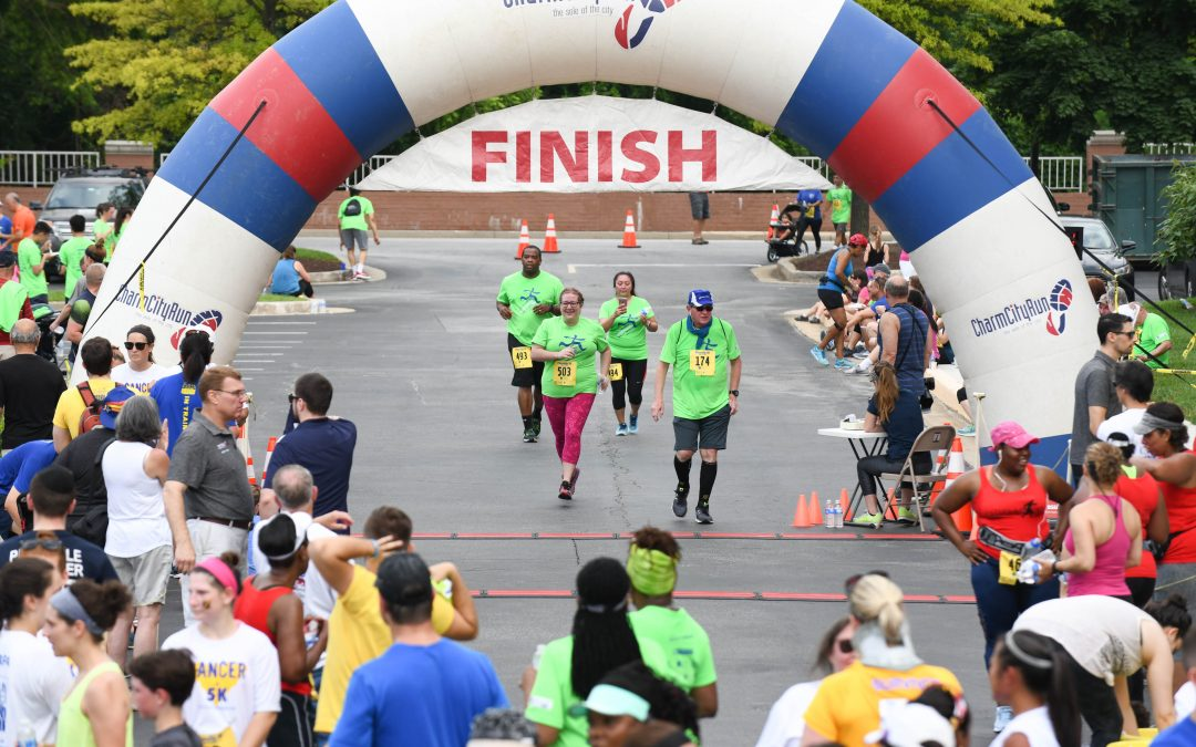 Hundreds Participate in Annual Pikesville 5K
