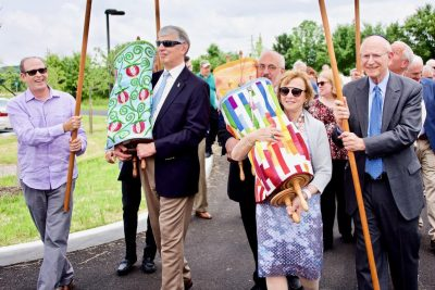 Easton Temple Dedicates New Spiritual Home