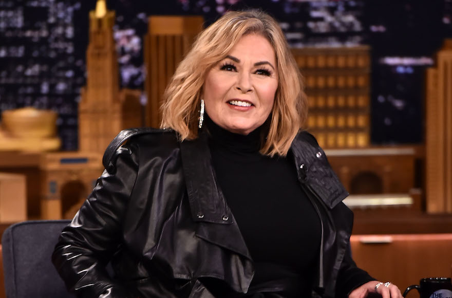 Roseanne Barr Announces She will Film and Post Her Own Interview
