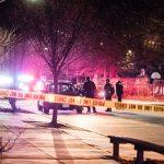 Baltimore City Crime Scene