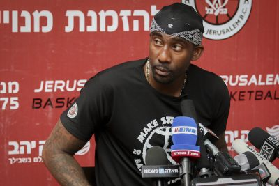 Amar'e Stoudemire to Return to Israeli Basketball, if No NBA Team Wants Him