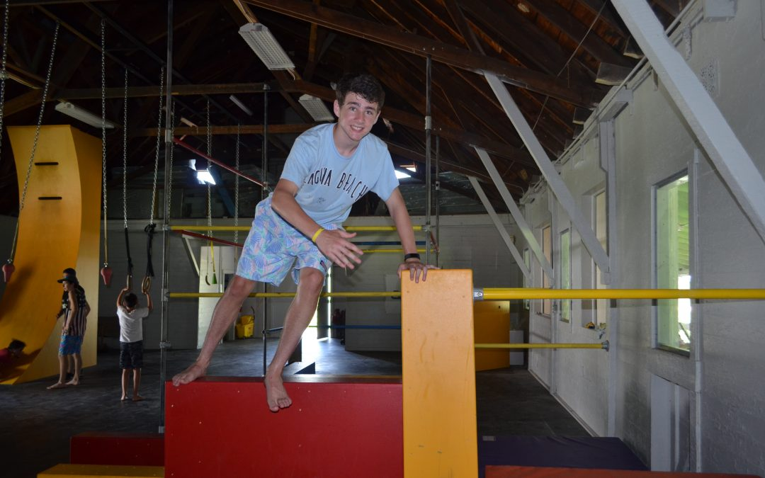 Postcards from Camp: Dylan K., Camp Airy