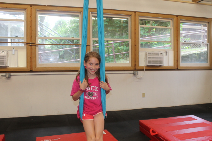 Postcards from Camp: Anna P., Camp Louise