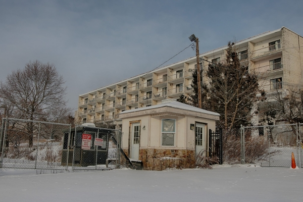 Abandoned Catskills Resort: Brown's Hotel - JMORE