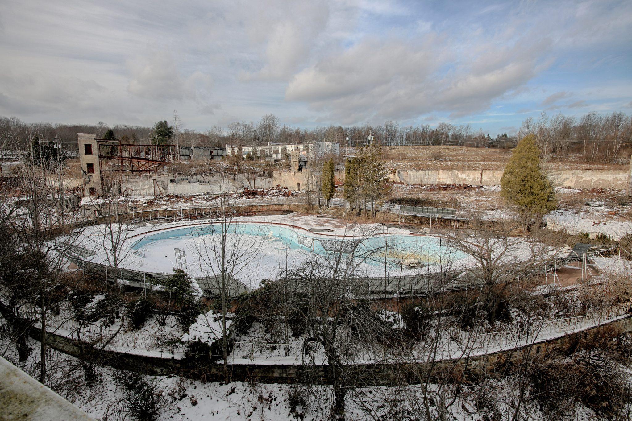 Brown's Hotel Swimming Pool
