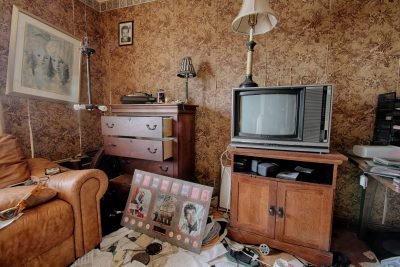 Abandoned Catskills Resort: Brown's Hotel
