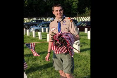 Howard County Youth Named State's 'Eagle Scout of the Year'