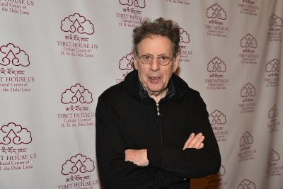 Philip Glass to Receive Kennedy Center Honor