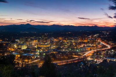 Asheville's Allure Abounds and Dazzles Year-Round