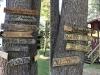 Isabella Freedman mile markers