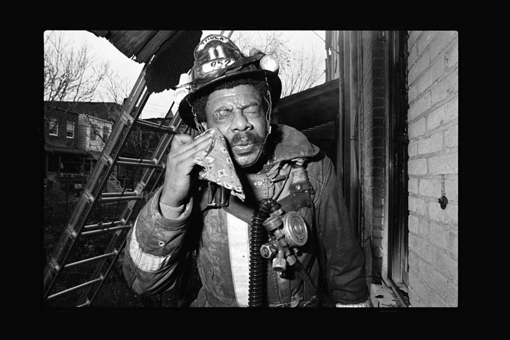 'BCFD Firefighter Jimmie Hayes'