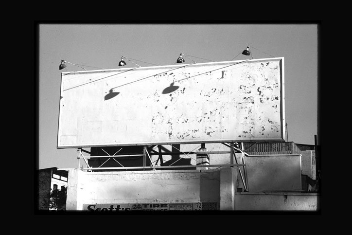 'Billboard, Seton Hill'