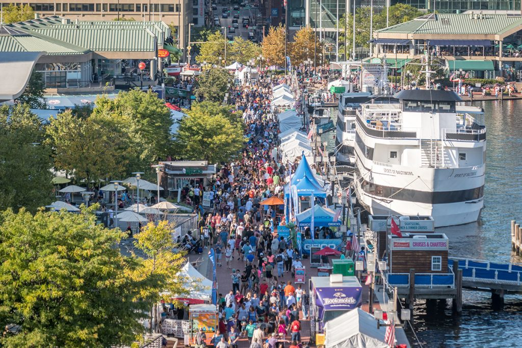 Baltimore Book Festival 2017