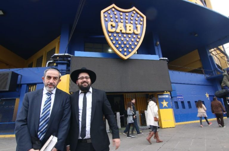 Kosher Food Stand Opens in Iconic Buenos Aires Soccer Stadium
