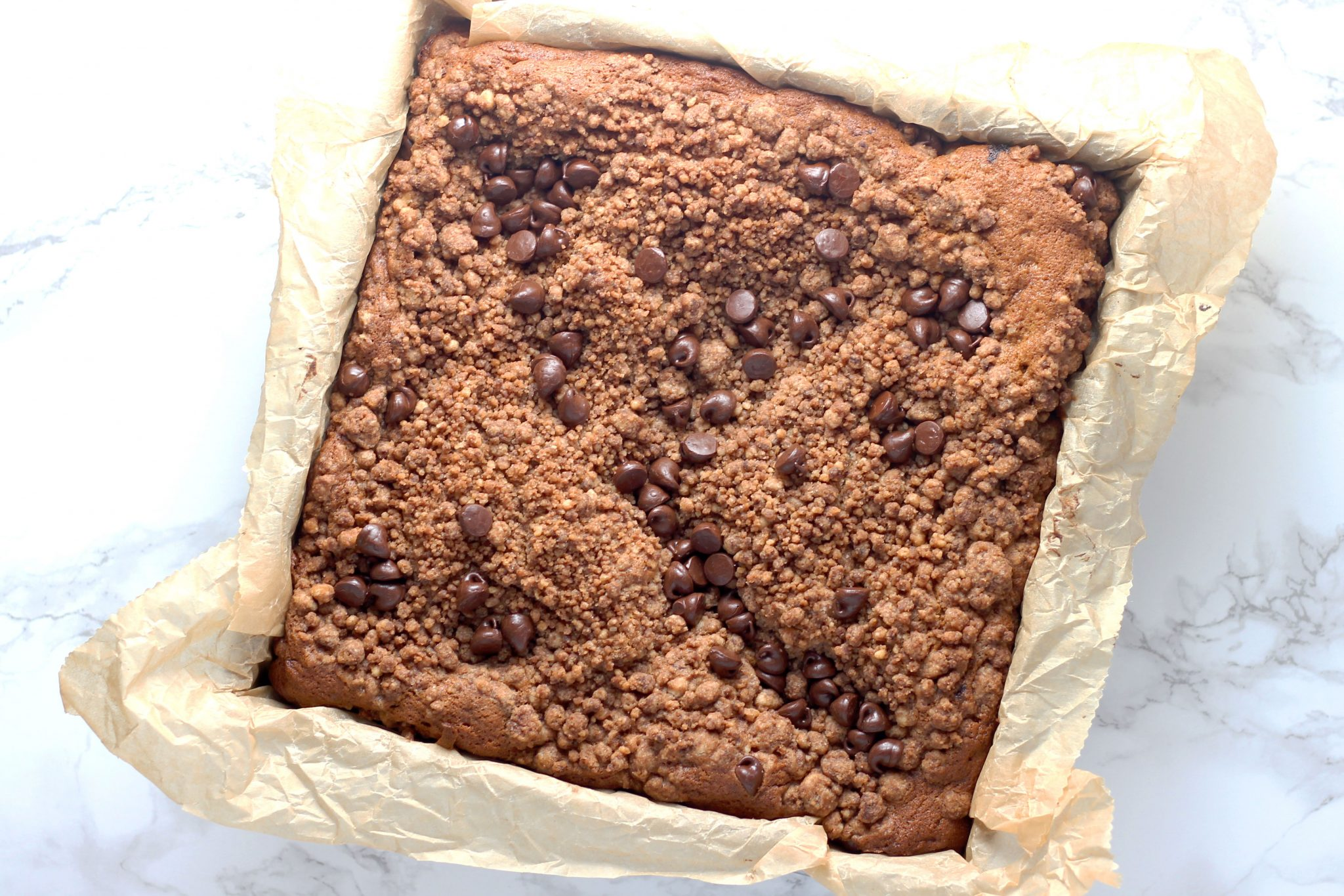Gluten-Free Chocolate Chip Coffee Cake