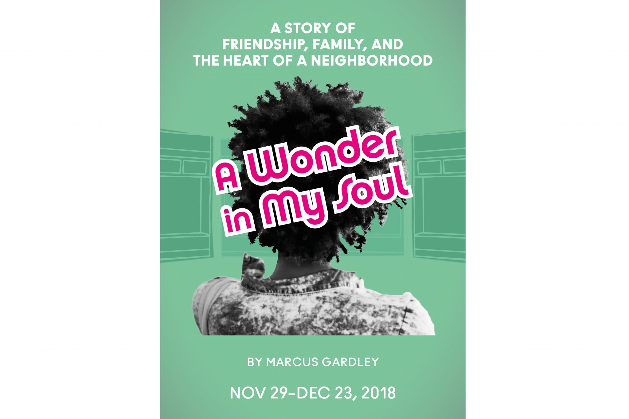 'A Wonder in My Soul'