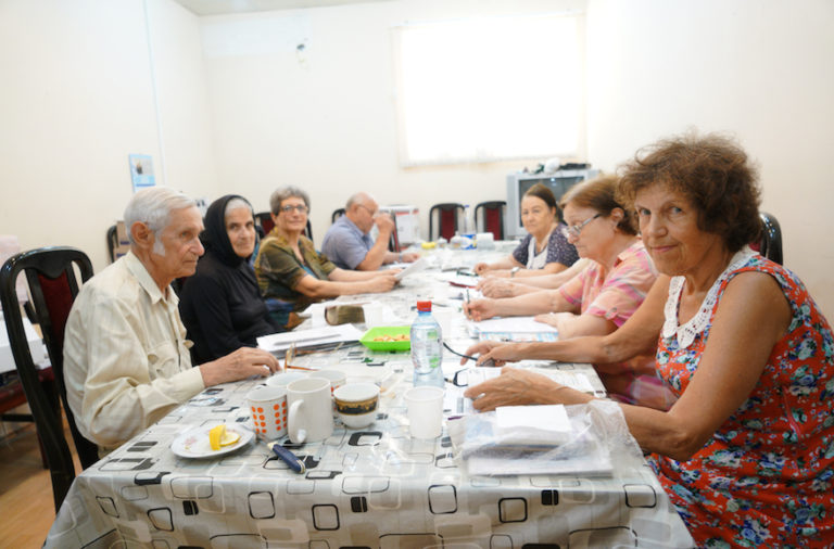 The Sale of Azerbaijan's Jewish Community Center Deals a Painful Blow to a Dwindling Community