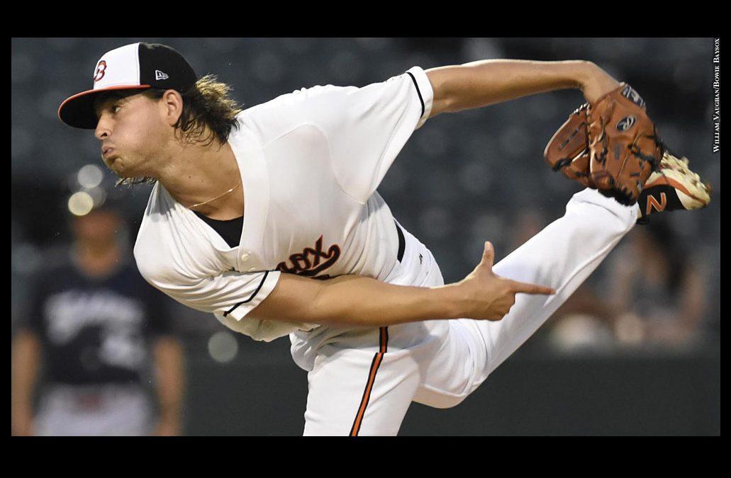 Orioles Prospect Kremer Wants to 'Lead The Way' as Israeli Baseball Player — PressBox