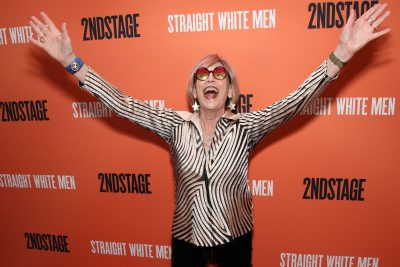 Gender Nonbinary Activist Seeks to Shatter Stereotypes in Broadway's 'Straight White Men'