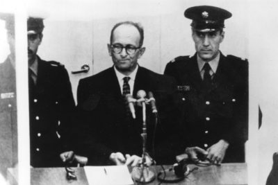 Here's How JTA Covered the Real-Life Story of 'Operation Finale' and Eichmann's Capture