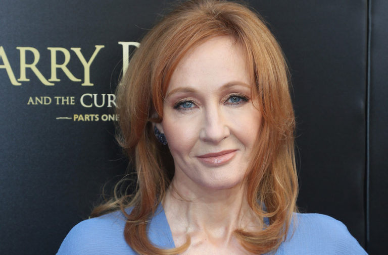 J.K. Rowling Calls Out Writer Over Jeremy Corbyn and Anti-Semitism
