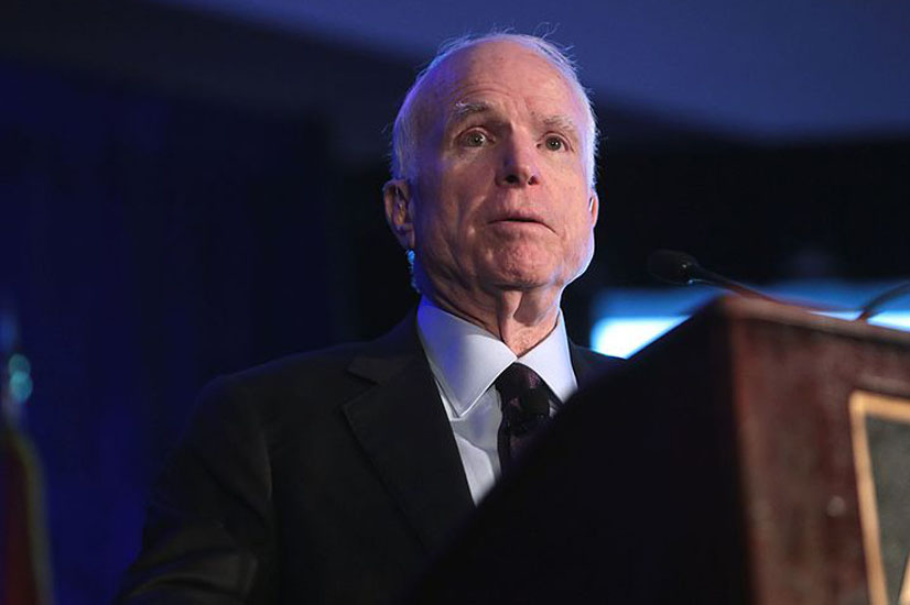 John McCain's Parting Shot is a Warning About the 'Alt-Right'