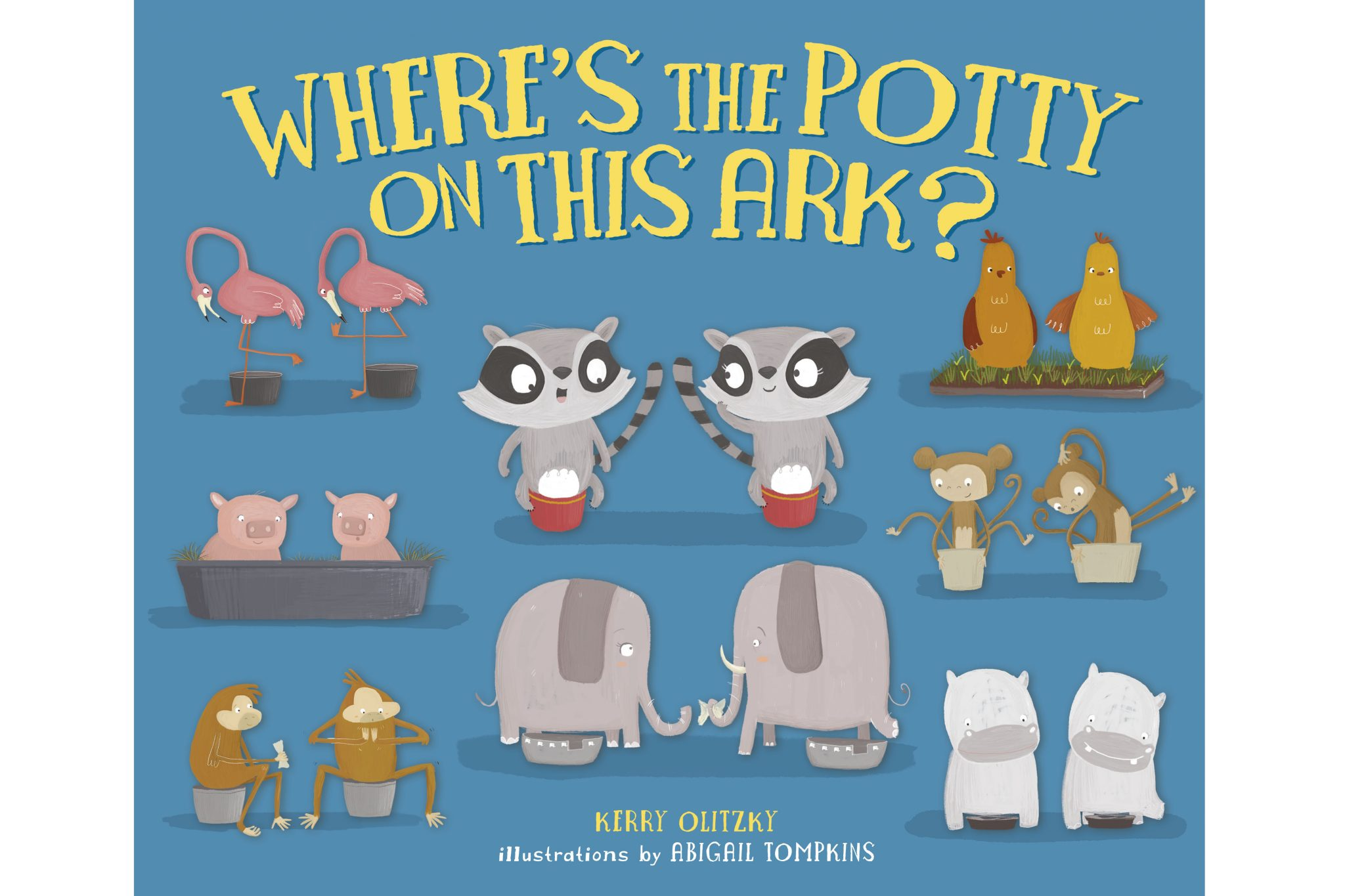 'Where's the Potty on This Ark?'